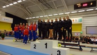 Dames Nederlands Kampioen Tramp 2015